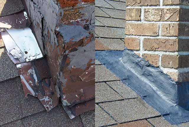 Chimney Flashing New Jersey